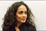 Arundhati Roy's reading