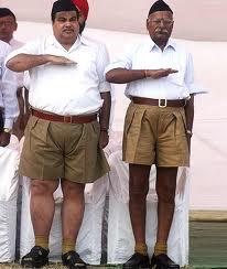 BJP-RSS-Gadkari