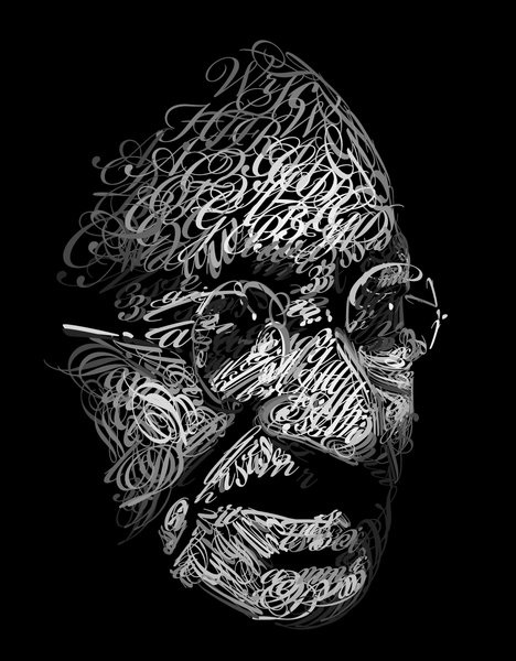 mahatma_gandhi_in_type_by_dencii-d1ucmsi