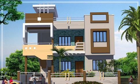 model-house