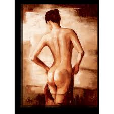 nude-woman-after-bath-painting