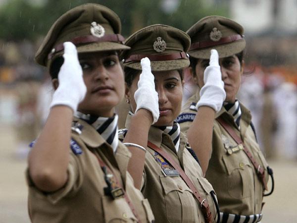 Indian-policewoman