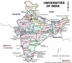 universitiesofIndia
