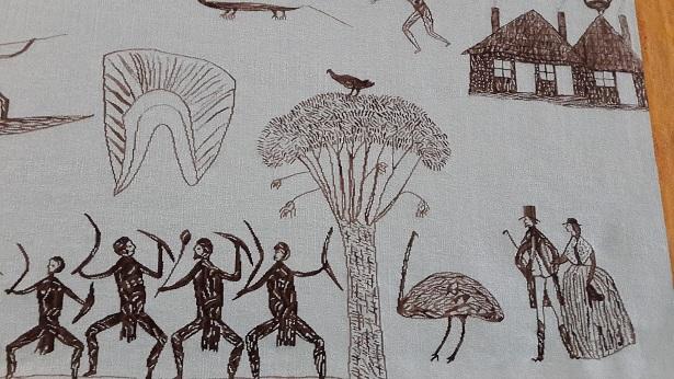Australia-aborigines-art