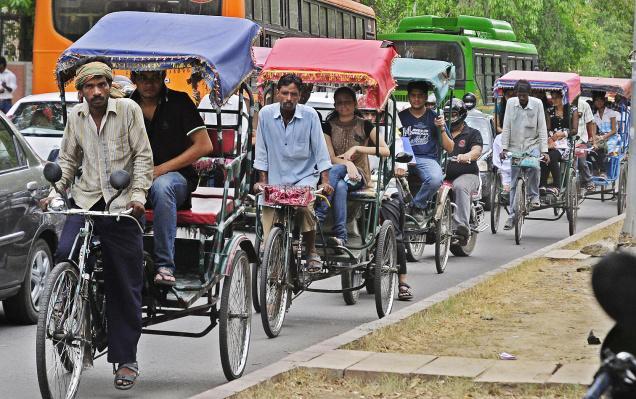 cyclerickshaw-delhi