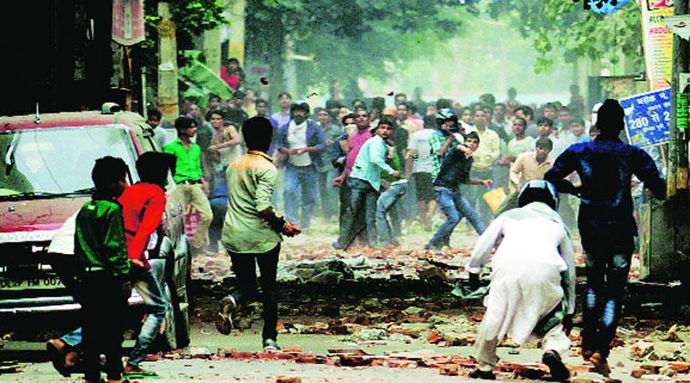trilokpuri-clashes
